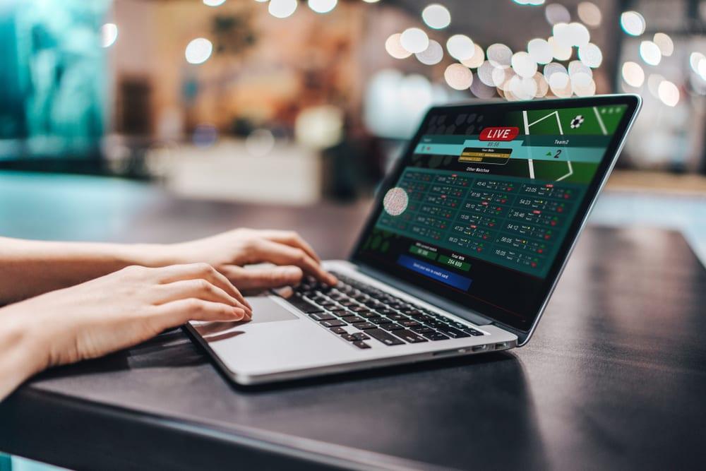 オンラインスポーツ賭博のためのラブシェールシステム